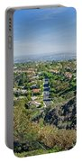 Mt. Soledad - View To The South Portable Battery Charger