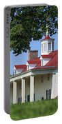 Mt Vernon Mansion Portable Battery Charger