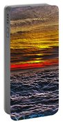 Mt Wilson Sunset Portable Battery Charger