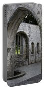 Muckross Abbey Killarney Portable Battery Charger