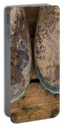 Muddy Boots On Deck Portable Battery Charger