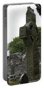 Muiredach's Cross I - Monasterboice Portable Battery Charger
