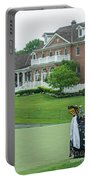 D12w-289 Golf Bag At Muirfield Village Portable Battery Charger