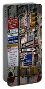 Mulberry Street New York City Portable Battery Charger