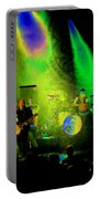 Mule #7 Enhanced Image In Cosmicolor Portable Battery Charger