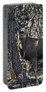 Mule Deer Buck Portable Battery Charger
