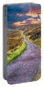 Mull Of Kintyre Portable Battery Charger