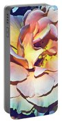 Multicolor Rose Photoart Portable Battery Charger