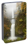 Multnomah Autumn Mist Portable Battery Charger
