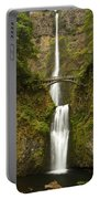 Multnomah Falls 2 A Portable Battery Charger