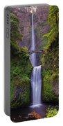 Multnomah Falls - Columbia River Gorge - Oregon Portable Battery Charger