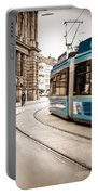 Munich City Traffic Portable Battery Charger