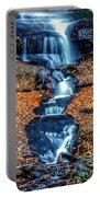Munising Falls I Portable Battery Charger