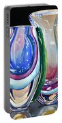 Murano Crystal Portable Battery Charger