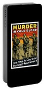 Murder In Cold Blood - Ww2 Portable Battery Charger