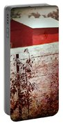 Murder In The Red Barn Portable Battery Charger