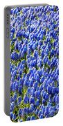 Muscari Early Magic Portable Battery Charger