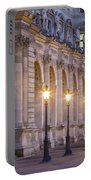 Musee Du Louvre Lamps Portable Battery Charger