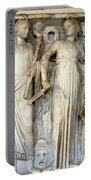 Muses And Poets Portable Battery Charger