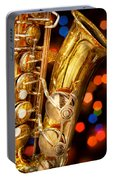 Music - Sax - Very Saxxy Portable Battery Charger