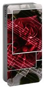 Musical Rose Montage Portable Battery Charger