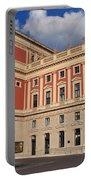 Musikverein Gesellschaft Der Musikfreunde Building Vienna Austria Portable Battery Charger