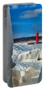 Muskegon Light Thru The Ice Portable Battery Charger