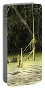 Muskrat Family Portable Battery Charger