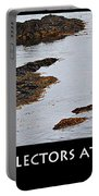 Mussel Collectors At Low Tide - Shellfish - Low Tide Portable Battery Charger