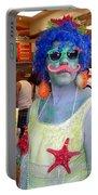 Mustache Merman Portable Battery Charger