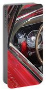 Mustang Classic Interior Portable Battery Charger