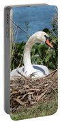 Mute Swan Nest Portable Battery Charger