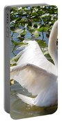 Mute Swan Wings Portable Battery Charger