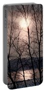 Muted Sunrise Portable Battery Charger