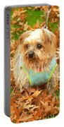 My Cute Doggy Portable Battery Charger