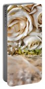 My Daughter's Bouquet By Diana Sainz Portable Battery Charger