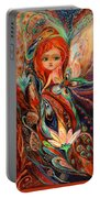 My Fiery Fairy Gwendolyn Portable Battery Charger