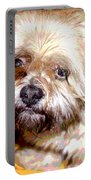 My Friend Lhasa Apso Portable Battery Charger