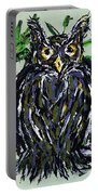 My Little Owl Portable Battery Charger