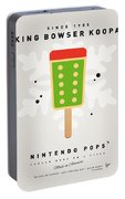 My Nintendo Ice Pop - King Bowser Portable Battery Charger