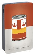 My Star Warhols Luke Skywalker Minimal Can Poster Portable Battery Charger
