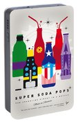 My Super Soda Pops No-27 Portable Battery Charger