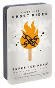 My Superhero Ice Pop - Ghost Rider Portable Battery Charger