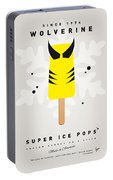 My Superhero Ice Pop - Wolverine Portable Battery Charger