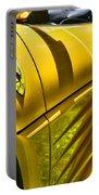 My Yellow Ferrari Portable Battery Charger