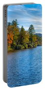 Myriad Colors Of Nature Portable Battery Charger