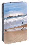 Myrtle Beach - Rainy Day Portable Battery Charger