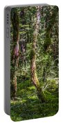Mysterious Forest Portable Battery Charger