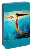 Mystic Mermaid II Portable Battery Charger