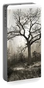 Mystical Forest Portable Battery Charger
